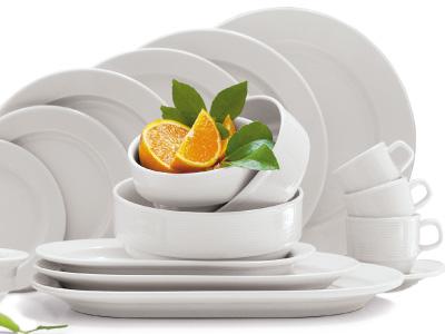 Porcelana de mesa. Coral. Marca  Porvasal ··· Vajilla de porcelana para  hosteleria ... 50c588eaffbb